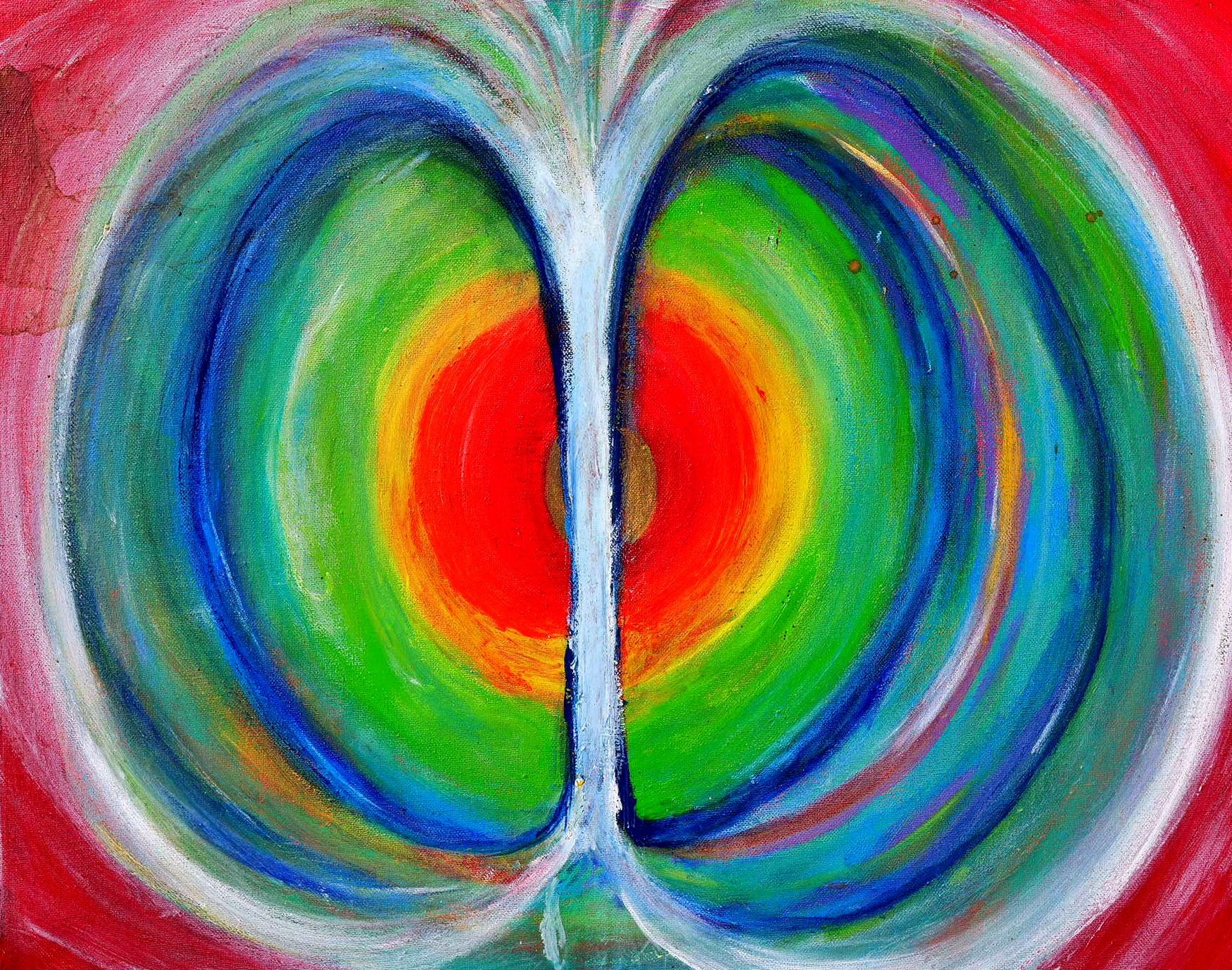 Opleiding Chakra's en Energetisch Bewustzijn - Ceciel Berben - Levensateljee